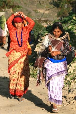 Frauen in Nepal_1